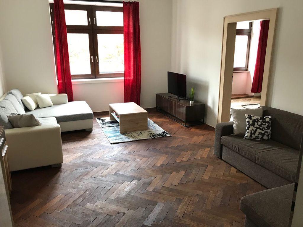 Wohnung auf 110 m² für 8 Gäste