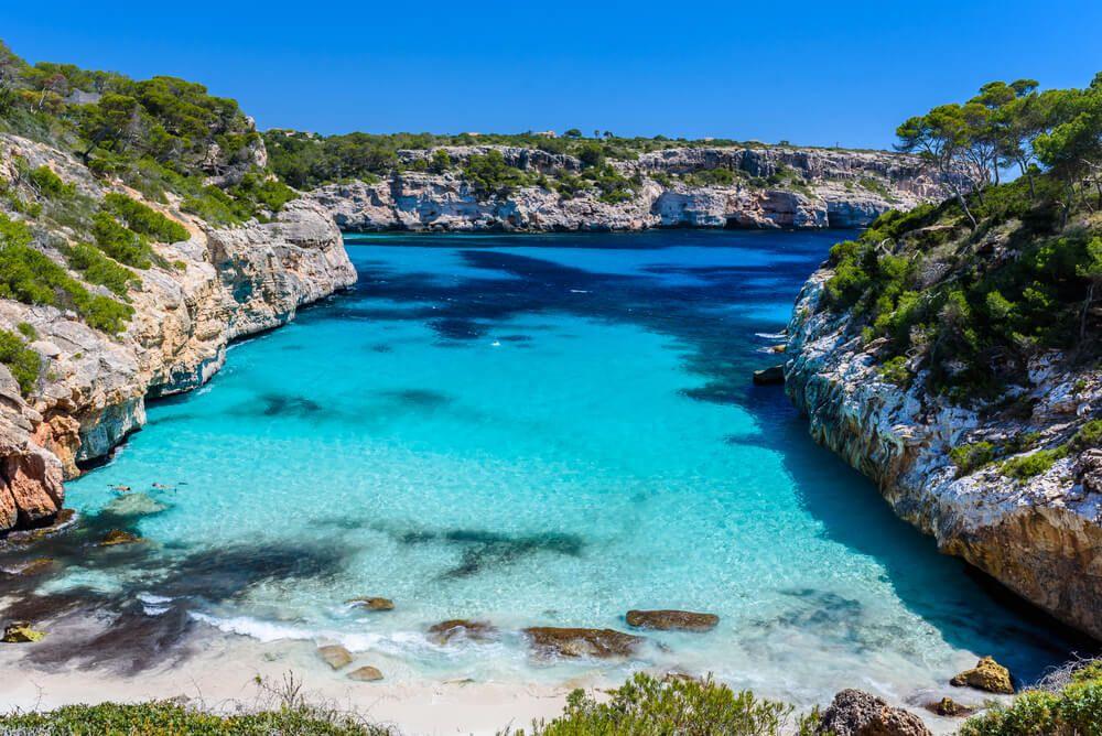 plages et criques de Majorque