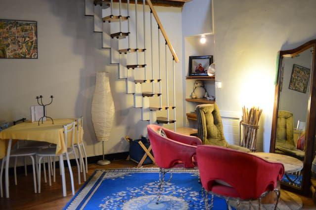 Encantadora residencia en Caen