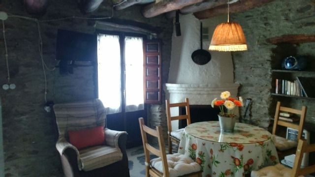 Vivienda en Trevélez para 4 huéspedes