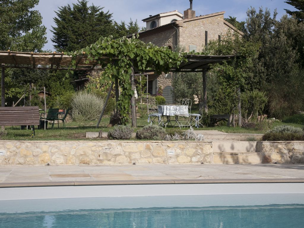 Tuscany: paradise with a view B&B