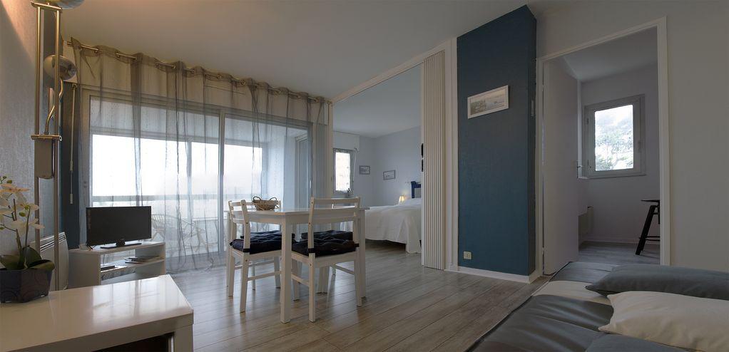 Estupendo apartamento de 40 m²