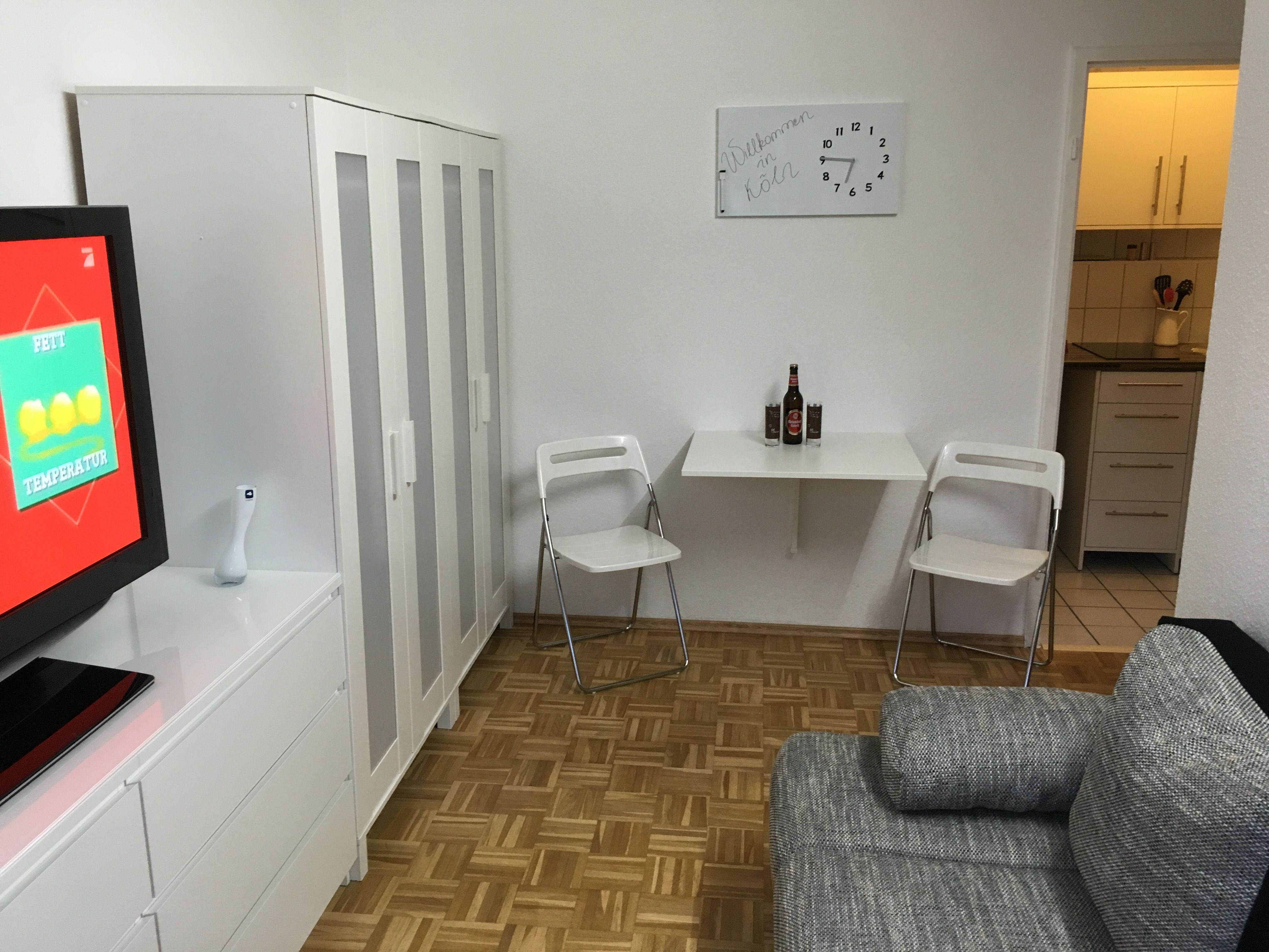 Apartamento con Internet y Cocina en Colonia