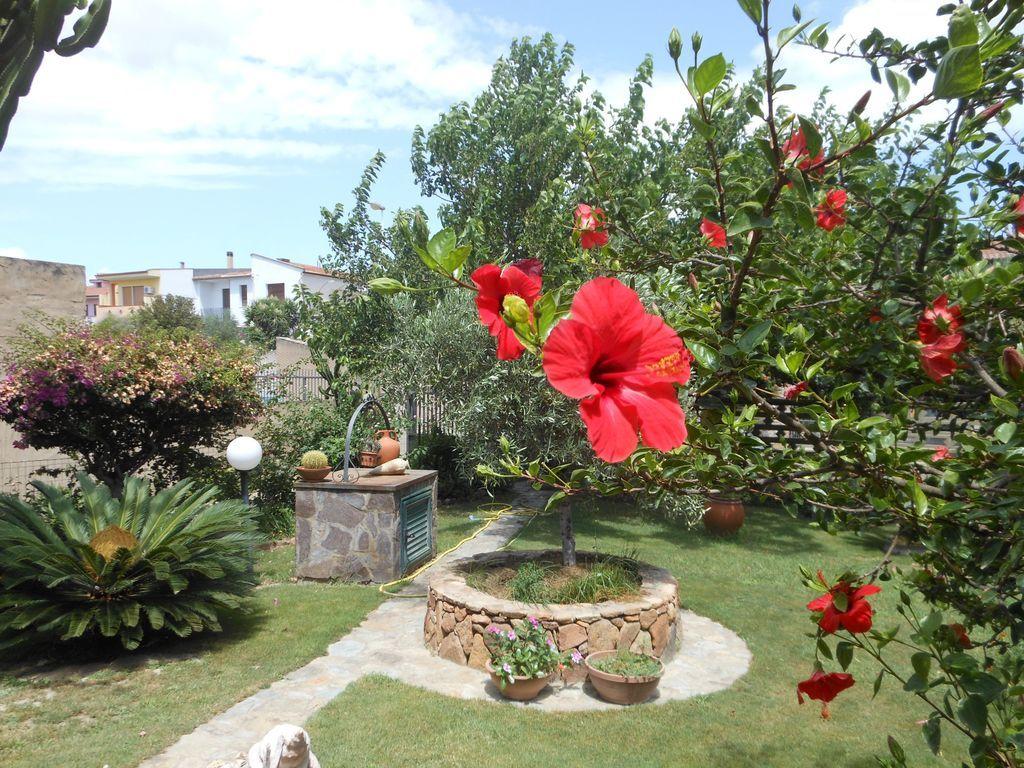 Alloggio con giardino di 2 camere