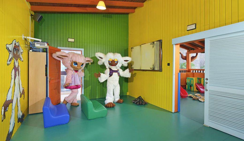 Actividades infantiles en el Sol Príncipe de Torremolinos