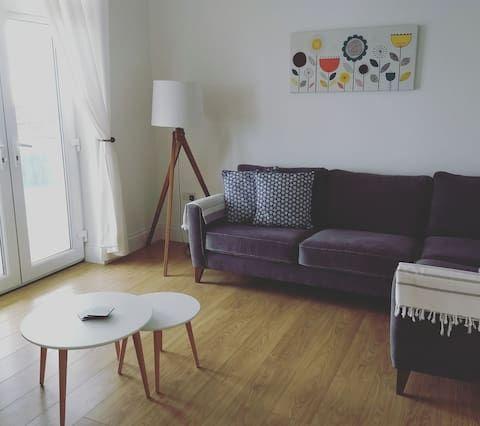 Flat with balcony