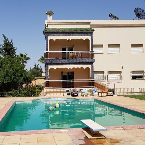 Alojamiento atractivo en Meknes