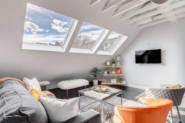 Piso de 205 m²