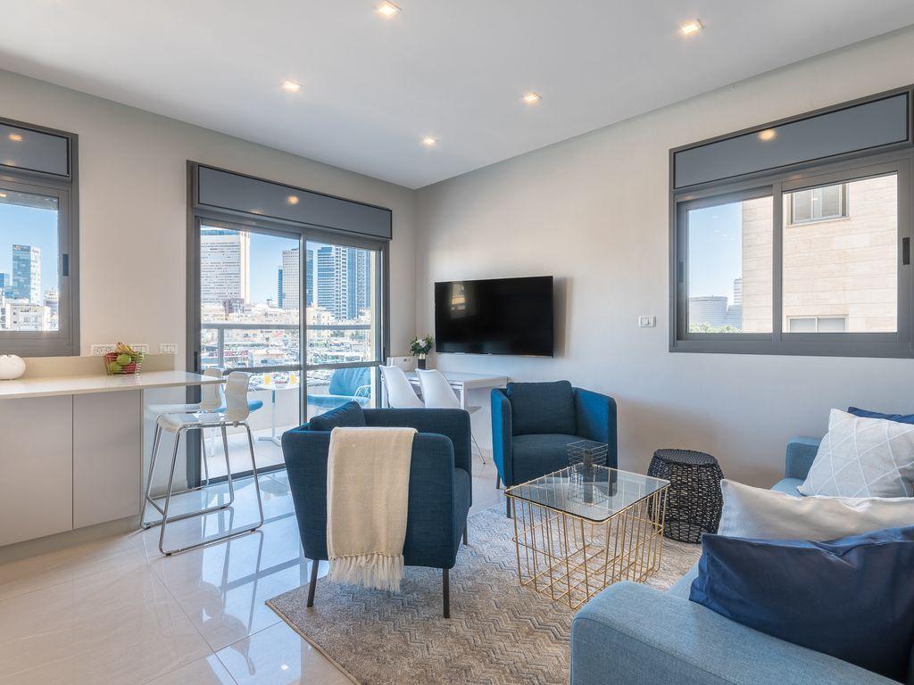 Apartment mit 3 Zimmern in Tel aviv-yafo