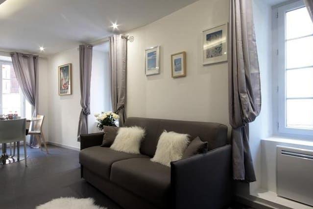 Apartamento Ax-les-Thermes, 3 habitaciones, 6 personas
