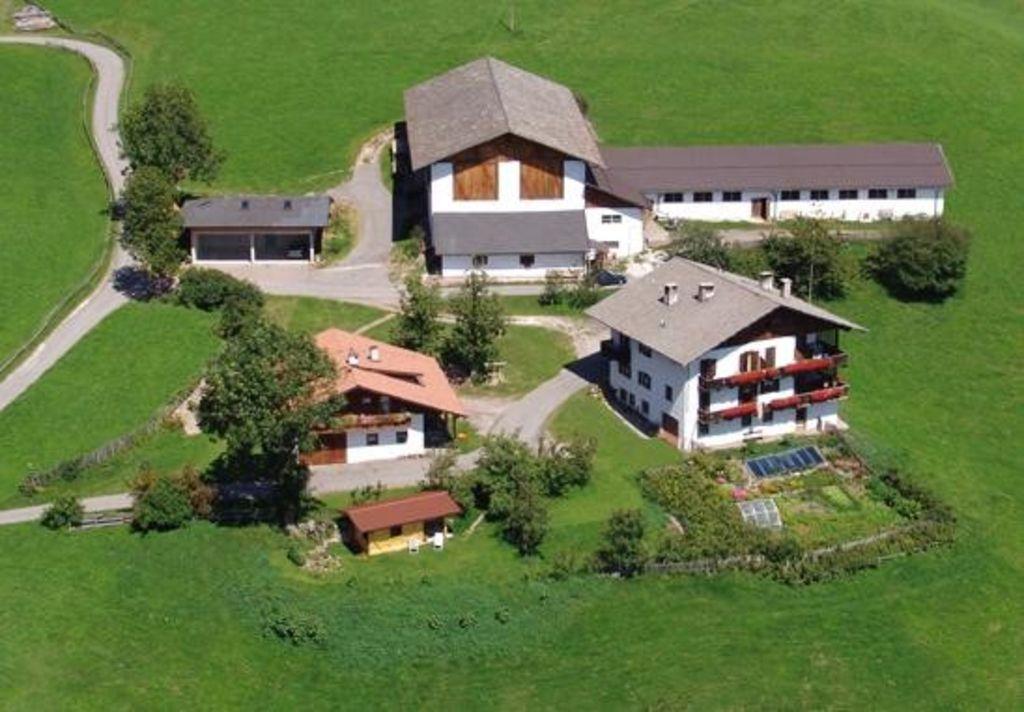 Residencia práctica con balcón