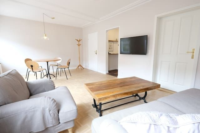 Apartamento de 3 habitaciones con wi-fi