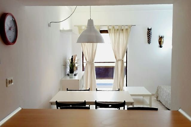 Flat with 1 room and swimming pool