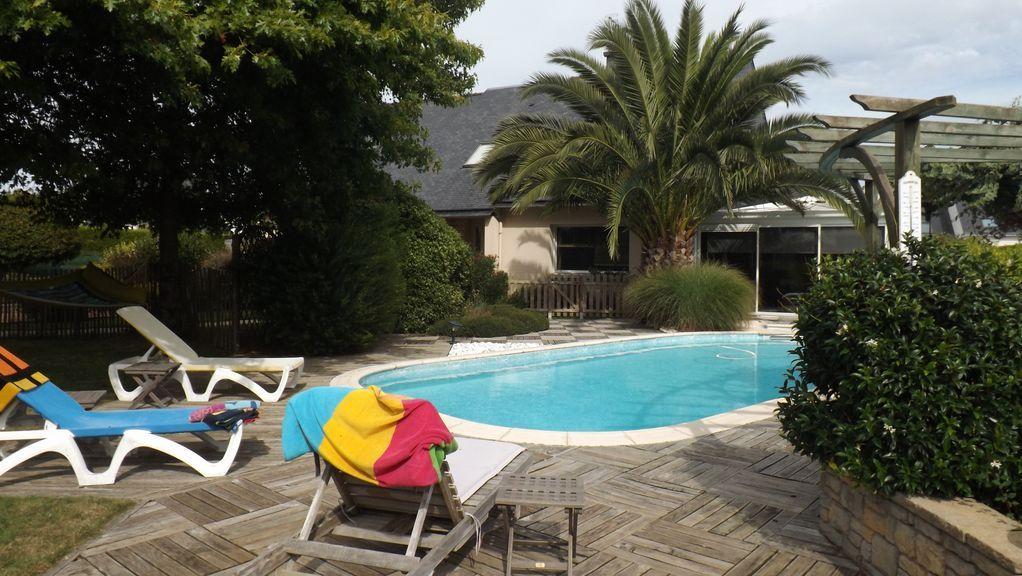 Casa con jardín de 250 m²