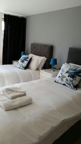 Alojamiento panorámico de 1 habitación