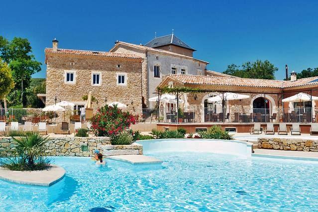 Vivienda de 38 m² con piscina