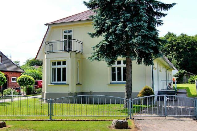 Equipado alojamiento en Malchow
