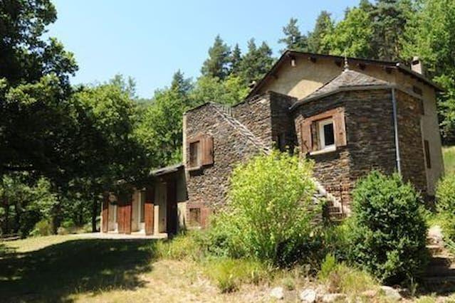 Casa de 1 habitación en Bédouès