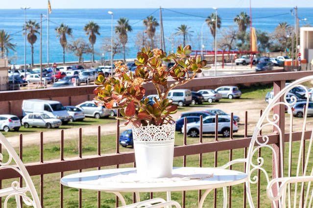 Apartamento con parking incluído en Canet de mar