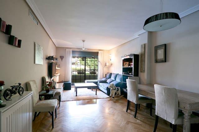 Estupendo piso para 5 personas