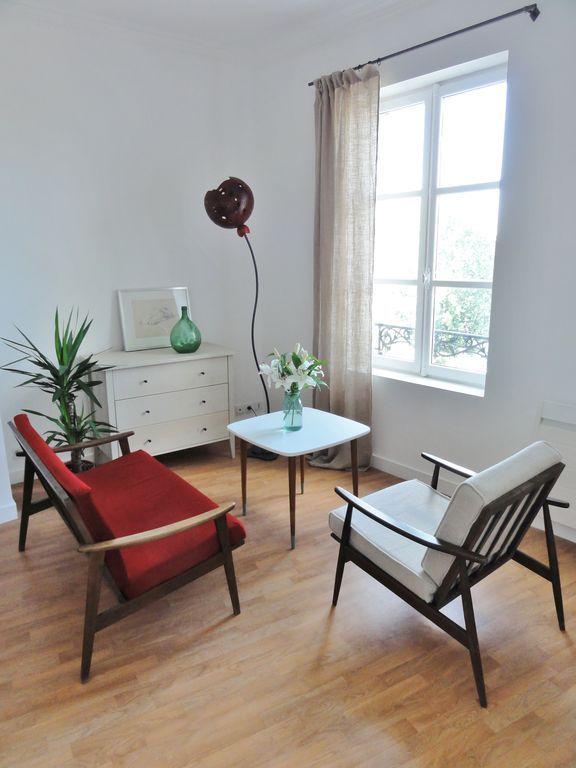 Interesante alojamiento en Saumur