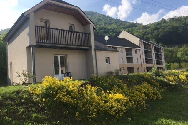 Alojamiento en Luz-saint-sauveur de 2 habitaciones