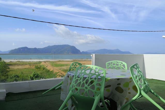 Habitación con wi-fi en Kuah