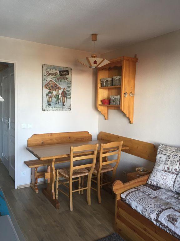 Alojamiento para 6 personas con jardín