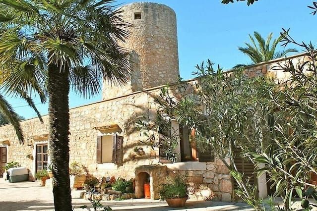 Property for 6 people in Santanyí