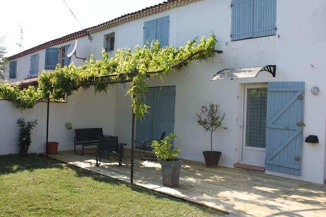Equipada residencia en Arles