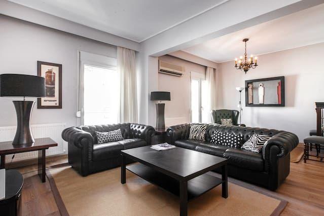 Panorámico apartamento en Tesalónica