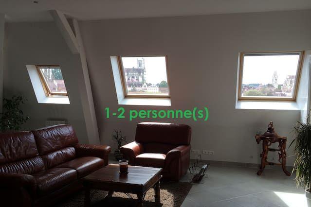 Apartamento en Auxerre con wi-fi