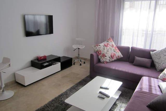 Atractivo apartamento para 2 huéspedes