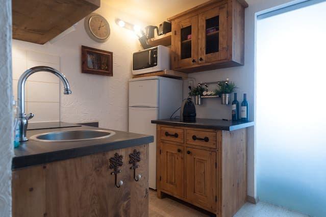 Vivienda de 33 m²