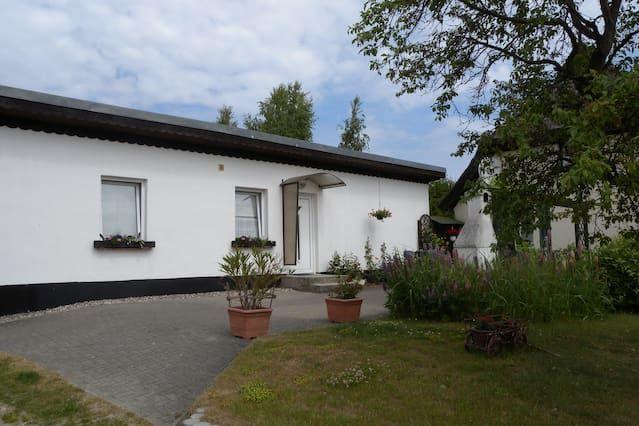 Casa para 4 personas en Lancken-granitz