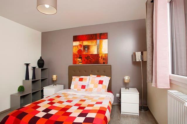 Logement de 60 m² à 2 chambres