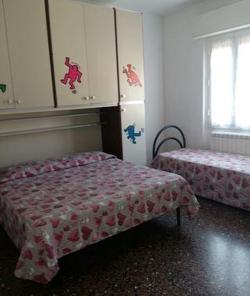 Alojamiento apto para mascotas en Finale ligure