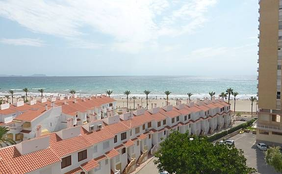Flat in Playa muchavista for 6 people