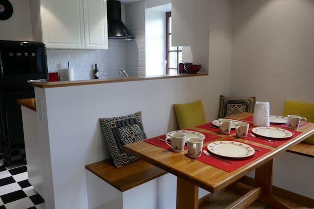 Apartamento en Les houches para 7 huéspedes