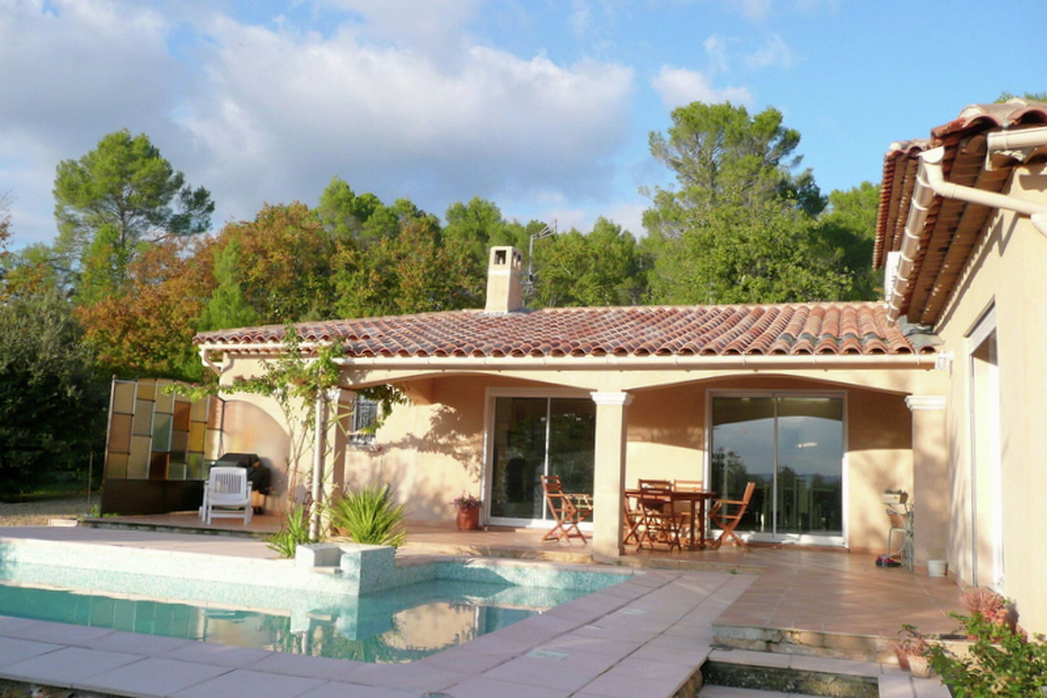 Apartamento con piscina de 170 m²