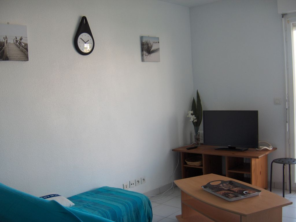 Holiday rental in Aytre with 2 rooms