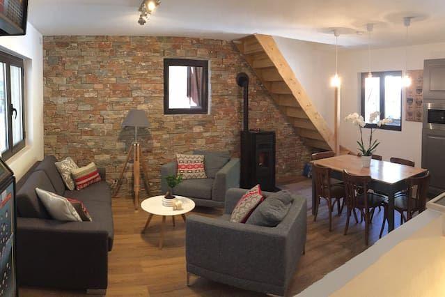 Residencia en Colmars para 6 huéspedes