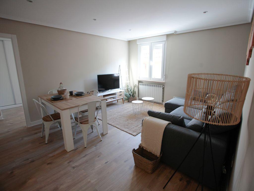 Alojamiento de 2 habitaciones con wi-fi