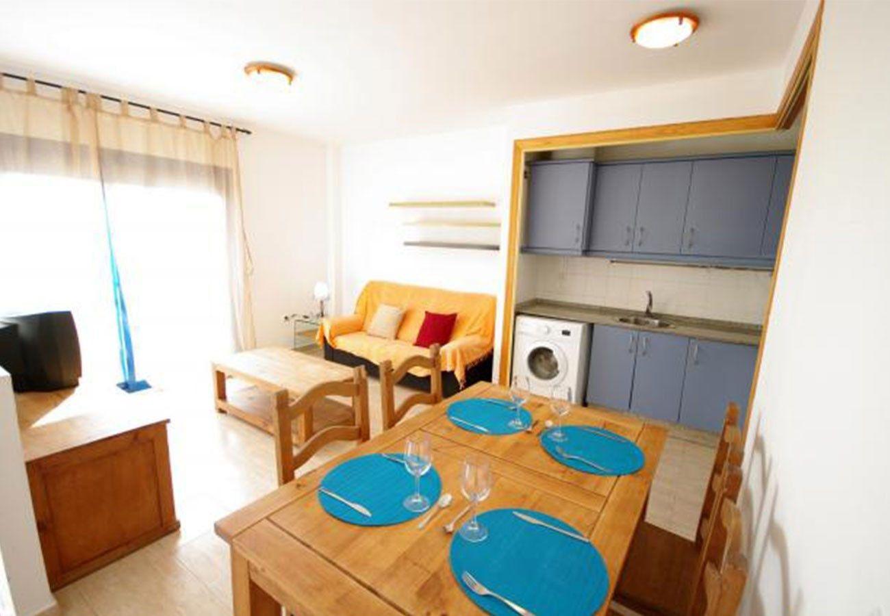 Apartamento agradable de 52 metros en Tarifa