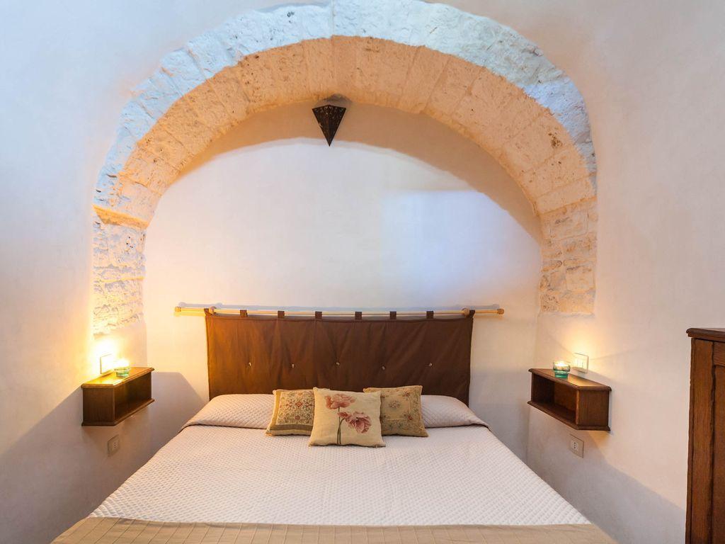 Casa de 2 habitaciones en Alberobello