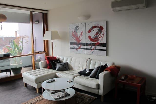 Apartamento para 2 personas en Fitzroy