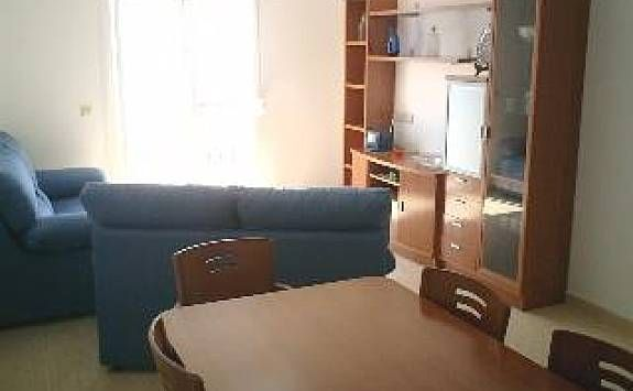Apartamento en Carboneras con  TV