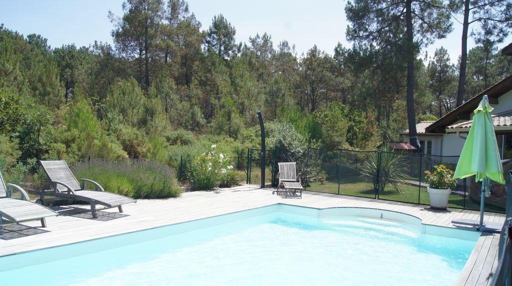 Alojamiento con jardín de 170 m²