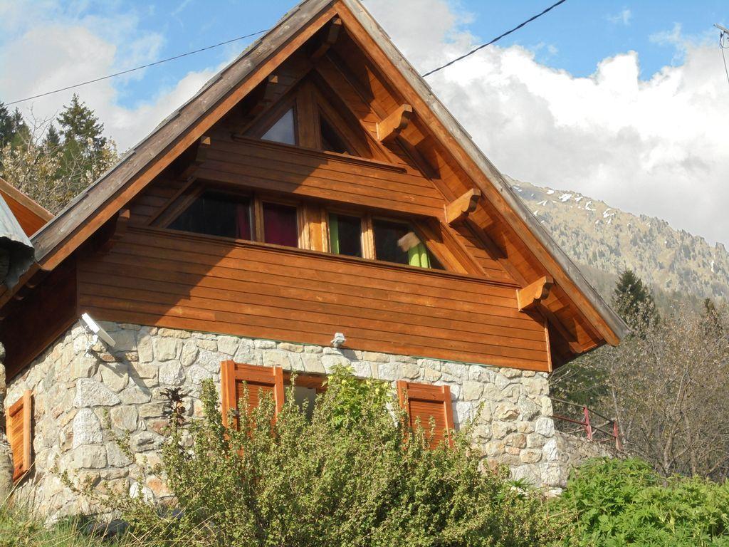 Residencia de 2 habitaciones en Saint martin vesubie