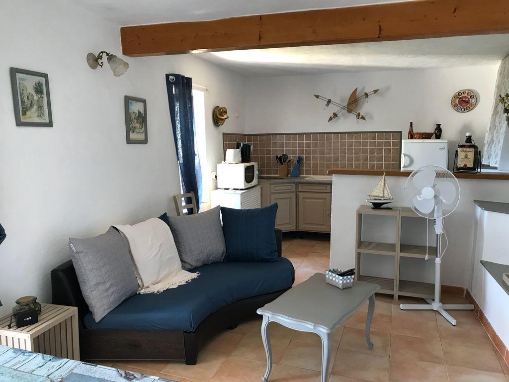 Apartamento práctico de 35 m²